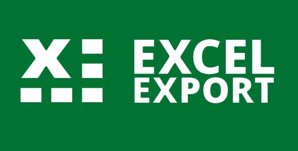 Ninja Forms Excel Export Extension