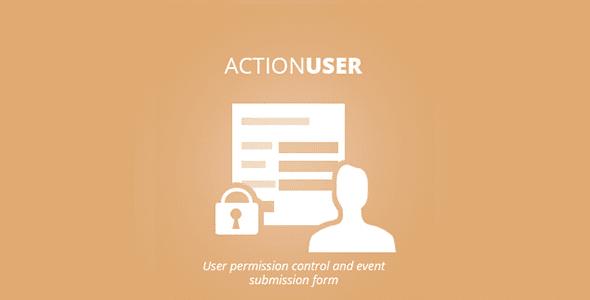 Eventon Action User Addon