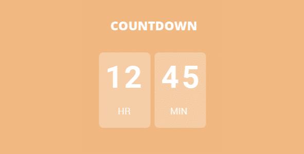EventOn Countdown Timer Addon