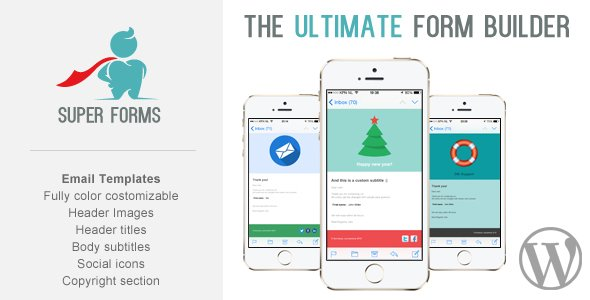 Super Forms Email Templates Addon