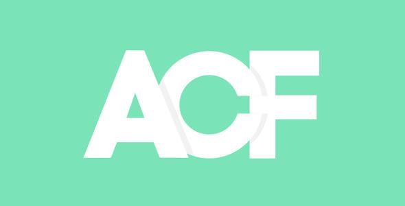 Advanced Custom Fields ACF Pro