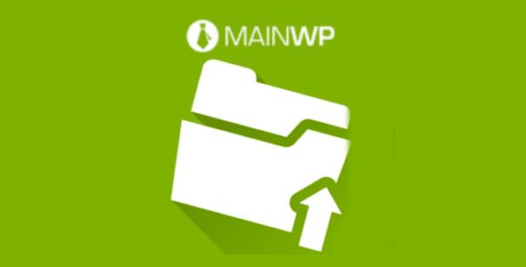 MainWP File Uploader Extension