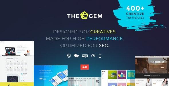 TheGem Creative MultiPurpose Theme