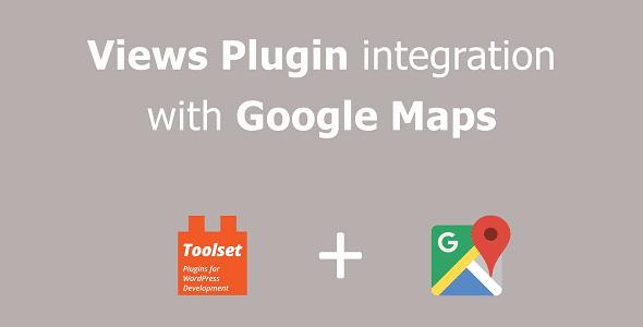 Toolset Maps Wordpress Plugin