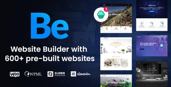 BeTheme Multipurpose Wordpress Theme