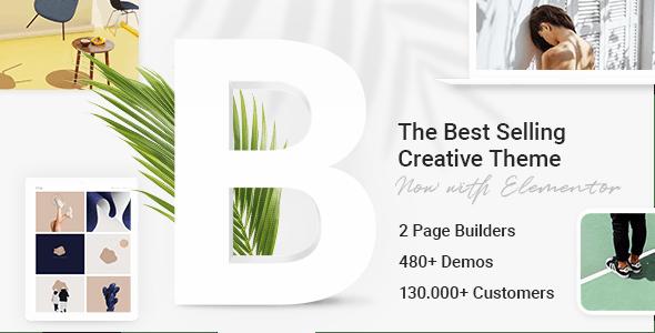 Bridge Creative Multipurpose Theme