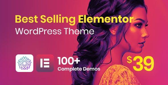 Phlox Pro Elementor MultiPurpose WordPress Theme