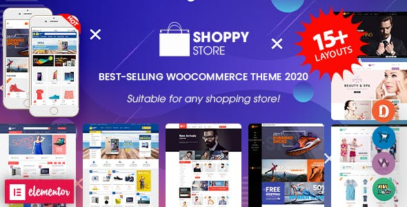 ShoppyStore WooCommerce Theme