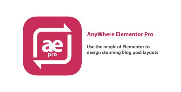 Anywhere Elementor Pro