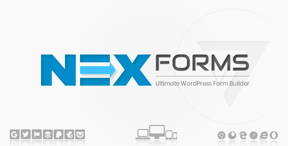NEX Forms The Ultimate WordPress Form
