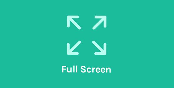 OceanWP Full Screen Extension