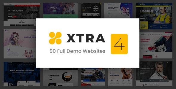 XTRA Multipurpose WordPress Theme