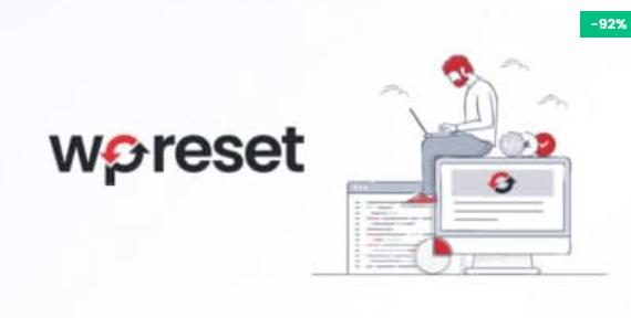 WP Reset PRO Wordpress Plugin